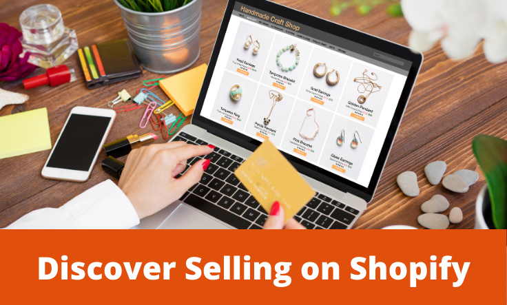 Discover Selling on Shopify
